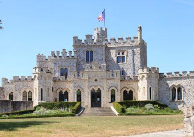 Château et Théâtre