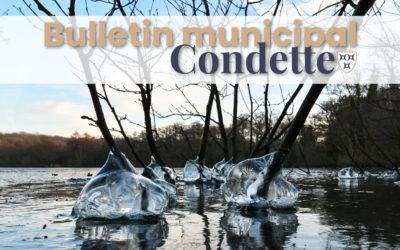 Bulletin municipal hiver 2021