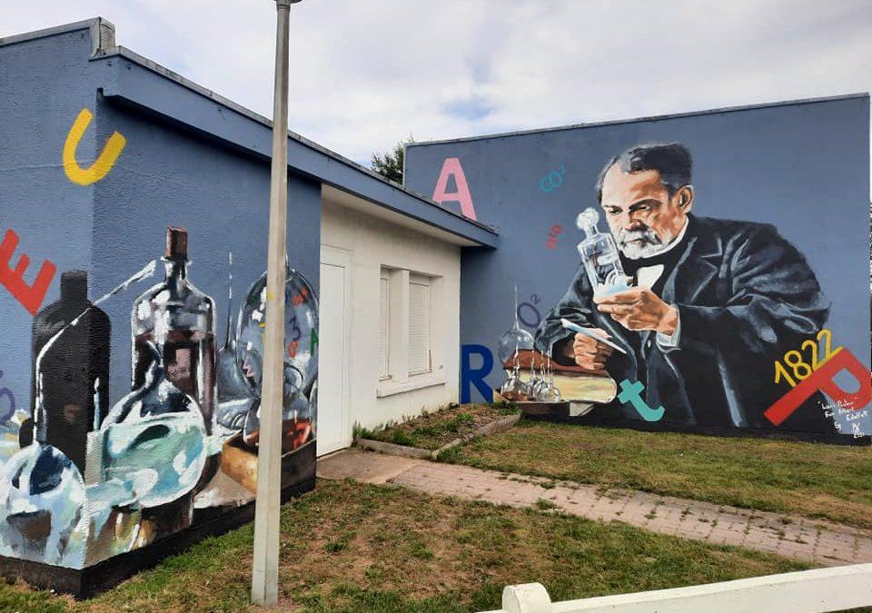 Fresque Street Art