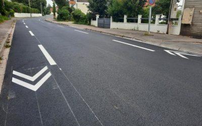 Travaux – Avenue de Champagne et rue de Béthune